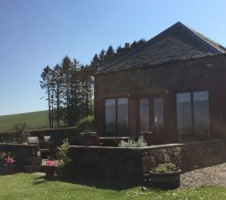 holiday let Fife Perth farm 4182