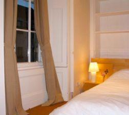 Argyle house bedroom