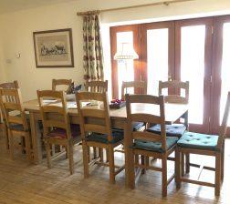 Pitfield dining
