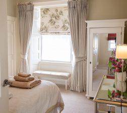 27 king bedroom to window
