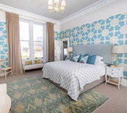 7 bedroom 1 to garden